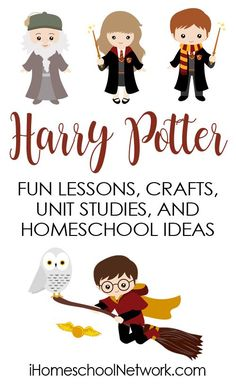 Make sure to check out all of these great ways to celebrate Harry Potter! Includes Harry Potter-inspired writing fun, lessons, & more! Harry Potter Kunst, École Harry Potter, Harry Potter Classes, Harry Potter Activities, Harry Potter Classroom, Harry Potter Printables, Harry Potter Birthday, Imprimibles Harry Potter Gratis, Jarry Potter