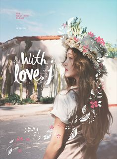Jessica Jung's first mini Album as a Soloist | with love, j