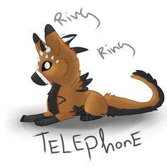 telephone the furry fanart - Google Search