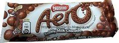 Coupons et Circulaires: .39¢ AERO chocolat