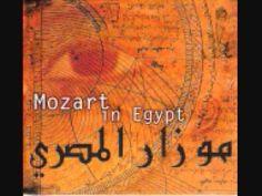 Egyptian Symphony n°25 (After Mozart)
