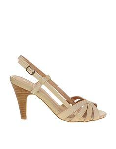 Aldo Schille Light Pink Heeled Sandal £32 April 2014
