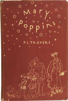 Mary Poppins. First Edition 1934