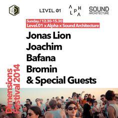 Level.01 x Alpha x Sound Architecture