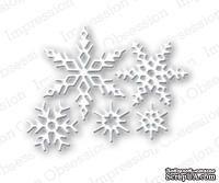 Ножи от Impression Obsession - Sm. Snowflake Set - ScrapUA.com