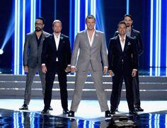 WRONG. BEHOLD: Backstreet boys