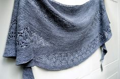 Waiting For Rain - This is Knit Blog
