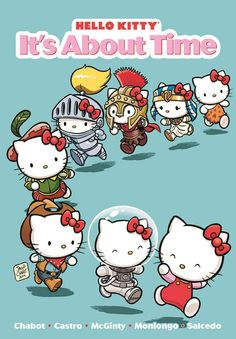 Youngsters are invited to join Hello Kitty and her friends for all-new…