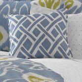 Found it at Wayfair - Lattice Corded Pillow
