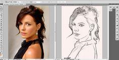Como transformar uma foto em desenho em 2 minutos no Photoshop