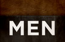 Men's Ministry - Opportunities for men of all ages to experience Bible study, prayer, and interaction with other men.