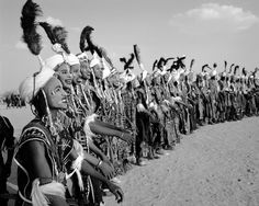 The Wodaabe: Herdsmen of the sun. Niger Africa