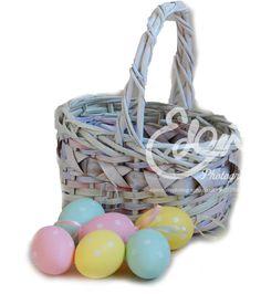 Digital Download Backdrop Moveable Easter Basket by EdenMedia1