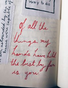 Pretty Words, Beautiful Words, Statements, Hopeless Romantic, Quote Aesthetic, Love Letters, Mood Quotes, Cute Quotes, Quotations