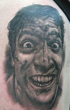 amazing ash tattoo