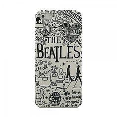 Beatles hoesje voor de iPhone 4 / 4S