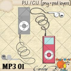 "#Caroline B. - CU MP3 01 Template This product incudes :  - 2 PNG file  - 2 PSD layered template, grey scale, 300dpi, you can apply styles, papers, easily change colors, etc...   - My CU Term Of Use (TOU)    Choose your licence : ""With Credit Required"" (Regular Commercial Use) or ""With No Credit Required"" (Additional $).    This is NOT a CU4CU item. http://www.carolineb-design.com/index.php?main_page=product_info&products_id=846"