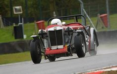 MGCC Iconic 50`s Sports Cars MG TC Midget (Andrew Cox) by GazHPhotography.co.uk, via Flickr