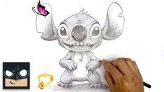 How To Draw Stitch | Lilo And Stitch How To Draw Stitch | Lilo And Stitch - YouTube<br>
