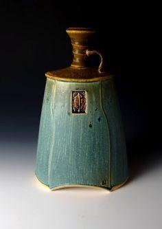 Vases and Sculptures - Nick DeVries Pottery