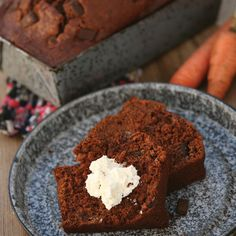 Get a double dose of chocolate with Double Chocolate Zucchini Bread.