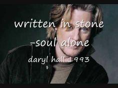 ▶ written in stone - soul alone 1993 - YouTube