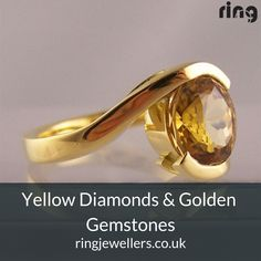Coloured Stone Rings, Yellow Stone Rings, Yellow Sapphire Rings, Blue Rings, Gold Rings, Mens Ring Designs, Gold Ring Designs, Gold Bangles Design, Mens Gold Jewelry