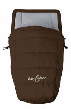 EasyWalker SKY Footmuff Brown - http://babystrollers.everythingreviews.net/4280/easywalker-sky-footmuff-brown.html