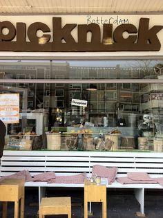 PickNick Great breakfast spot in Rotterdam