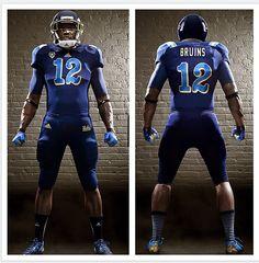 3acf8313a UCLA Bruins Unveil Alternate Uniforms Ucla Bruins Football
