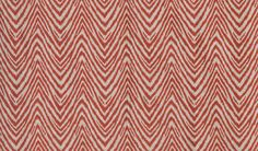 Fabric | Duralee Fabrics  John Robshaw Designer Collection  Pattern/Color: 15449-559  Description: Pomegranate