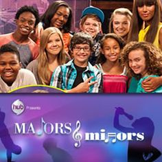 {MAJORS AND MINORS}
