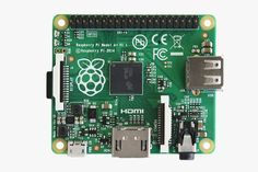 Raspberry Pi Launches Model A+ Microcomputer With A Price Of Only $20 #RasPi #Arduino #MAKE