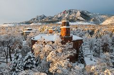 University of Colorado—Boulder: Best Colleges for Winter Enthusiasts - US News & World Report