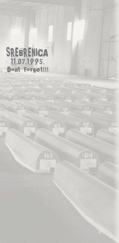 52  153  179  b/w  bw  coffins  never forget  shame on the west  srebrenica  19950711  1995  bosnia