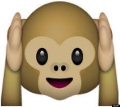 emoticons do whatsapp macaco - Pesquisa Google