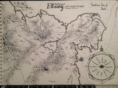 hand drawn maps - Sök på Google