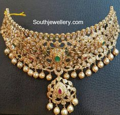 121 Best Heavy Jewellery Images Indian Jewellery Design Diamond