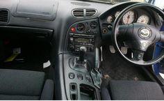Mazda RX-7 - Interior look