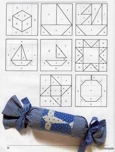 Книга: Лоскутное шитье от простого к сложному. . Обсуждение на LiveInternet - Российский Сервис Онлайн-Дневников