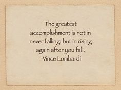 quotes about endurance   Vince Lombardi. American football coach. Green Bay Packers. Fordham ...