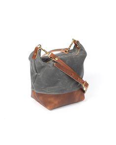Field Bag Waxed Canvas, Addiction, Oilcloth ea393253b0