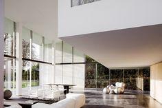 White & Glass