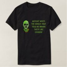 Tastes Like Chicken Men's T-Shirt Dark