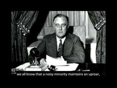 1944, January 11 – FDR – Fireside chat #28, – State of the Union – open captioned – The Closed Captioning Project LLC, sponsored by Accurate Secretarial LLC