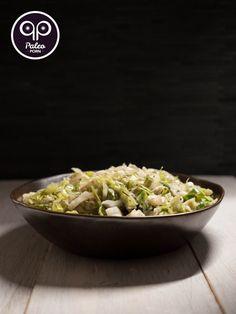 Paleo Braised Cabbage