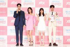My ID is Gangnam Beauty (내 아이디는 강남미인) Korean - Drama - Picture Korean Drama Eng Sub, Watch Korean Drama, Korean Celebrities, Korean Actors, Korean Dramas, Korean Actresses, Kwak Dong Yeon, Cha Eunwoo Astro, Park Bo Young