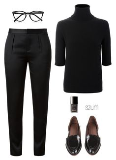 215 by szum on Polyvore featuring polyvore fashion style Allude Alexander Wang Rachel Comey Selima Optique Chanel clothing