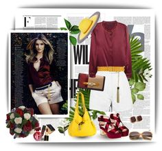 """""""Last day of summer..."""" by alejandra-al ❤ liked on Polyvore"""