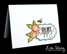 Lisa's Creative Corner: April Project Kit - Blossom Layout, Cards & Mini Album Kit